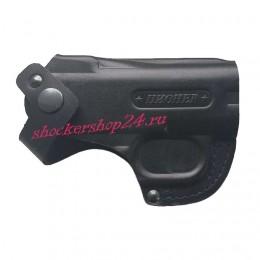 Кобура поясная для аэрозольного пистолета Пионер (формованная)
