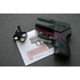 Аэрозольный (газовый) пистолет Премьер-4 с ЛЦУ
